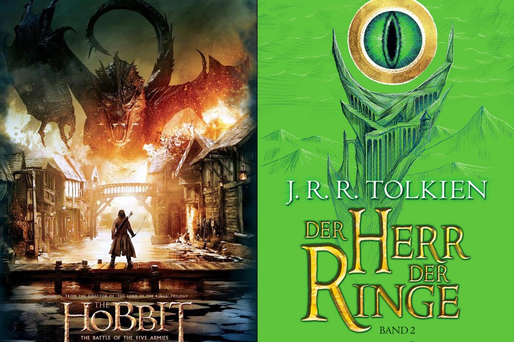 Tolkien has lied? Apparently invented the Hobbit and Lord of the Rings free
