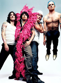 Red hot chilie peppers