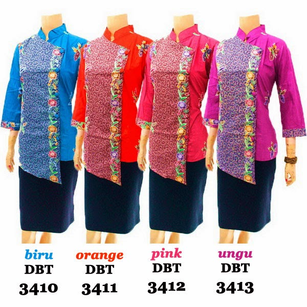 Blouse Batik Encim 2