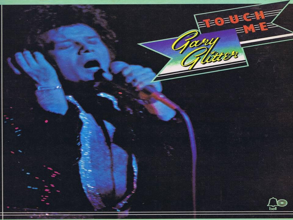 Gary Glitter album touch  me segundo album