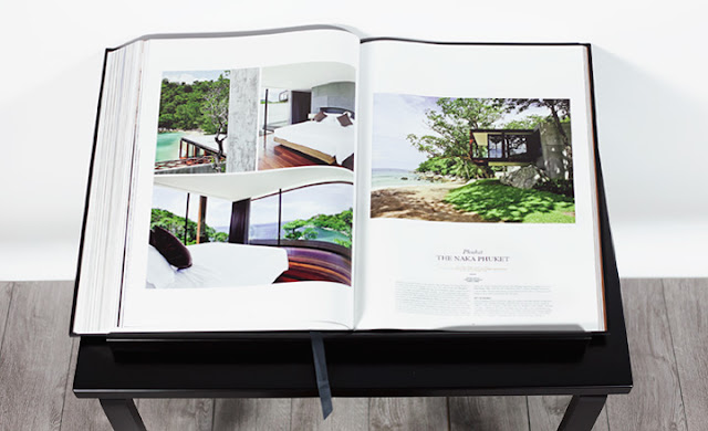 design hotel collector's annual book