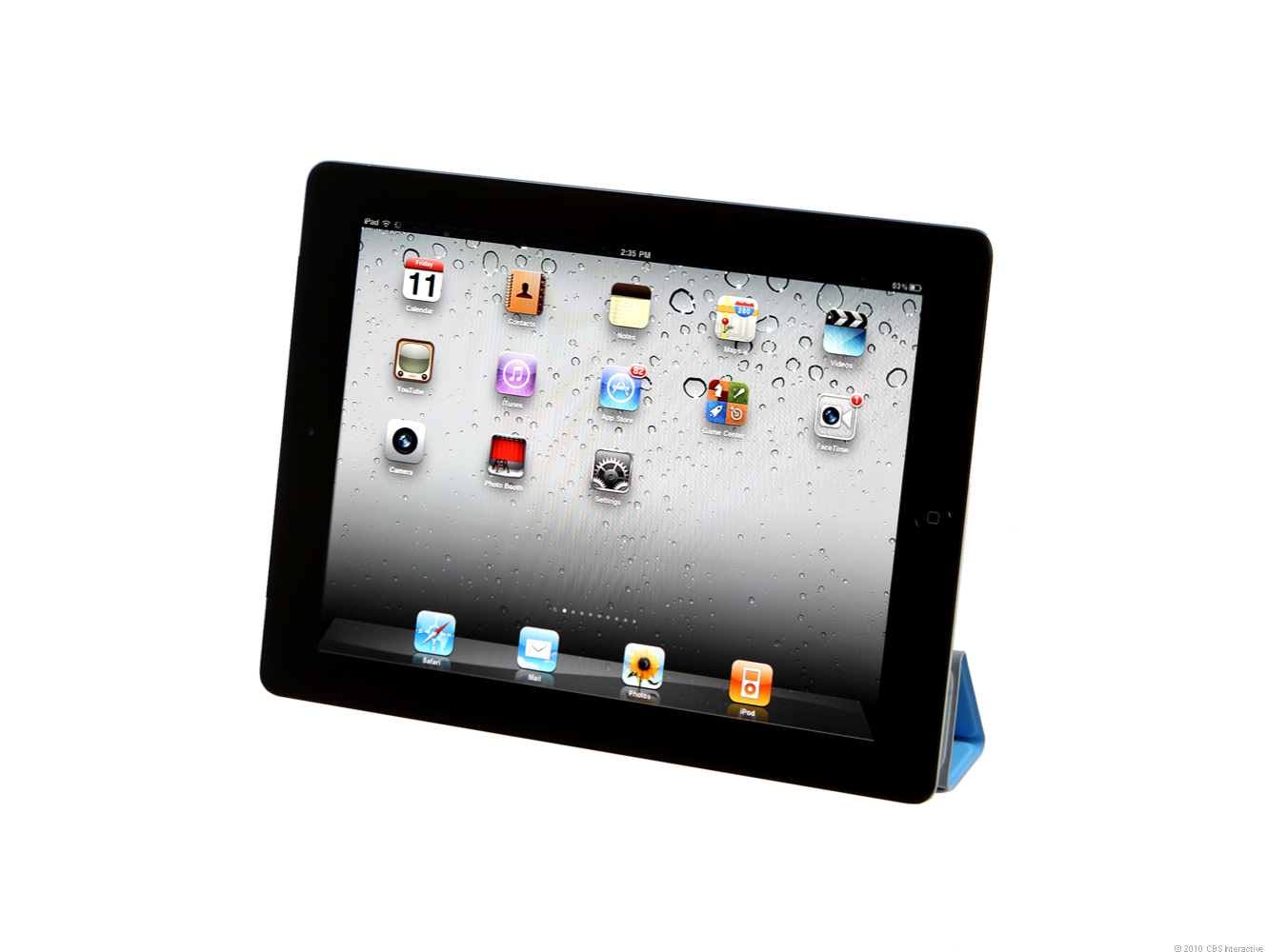 i think tech: Apple's upgraded tablet the iPad 2