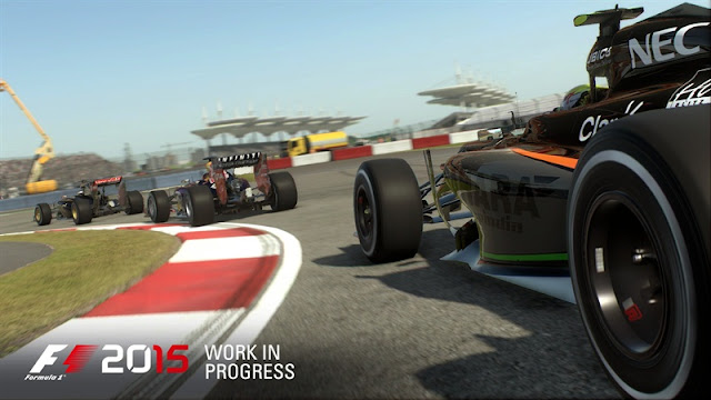F1 2015 PC Game Download Photo