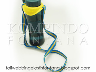 tali webbing untuk botol minum