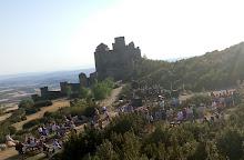 El Castillo desde el aire