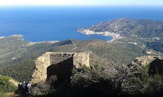 Castell de Sant Salvador de Verdera (El repte dels 100 cims)