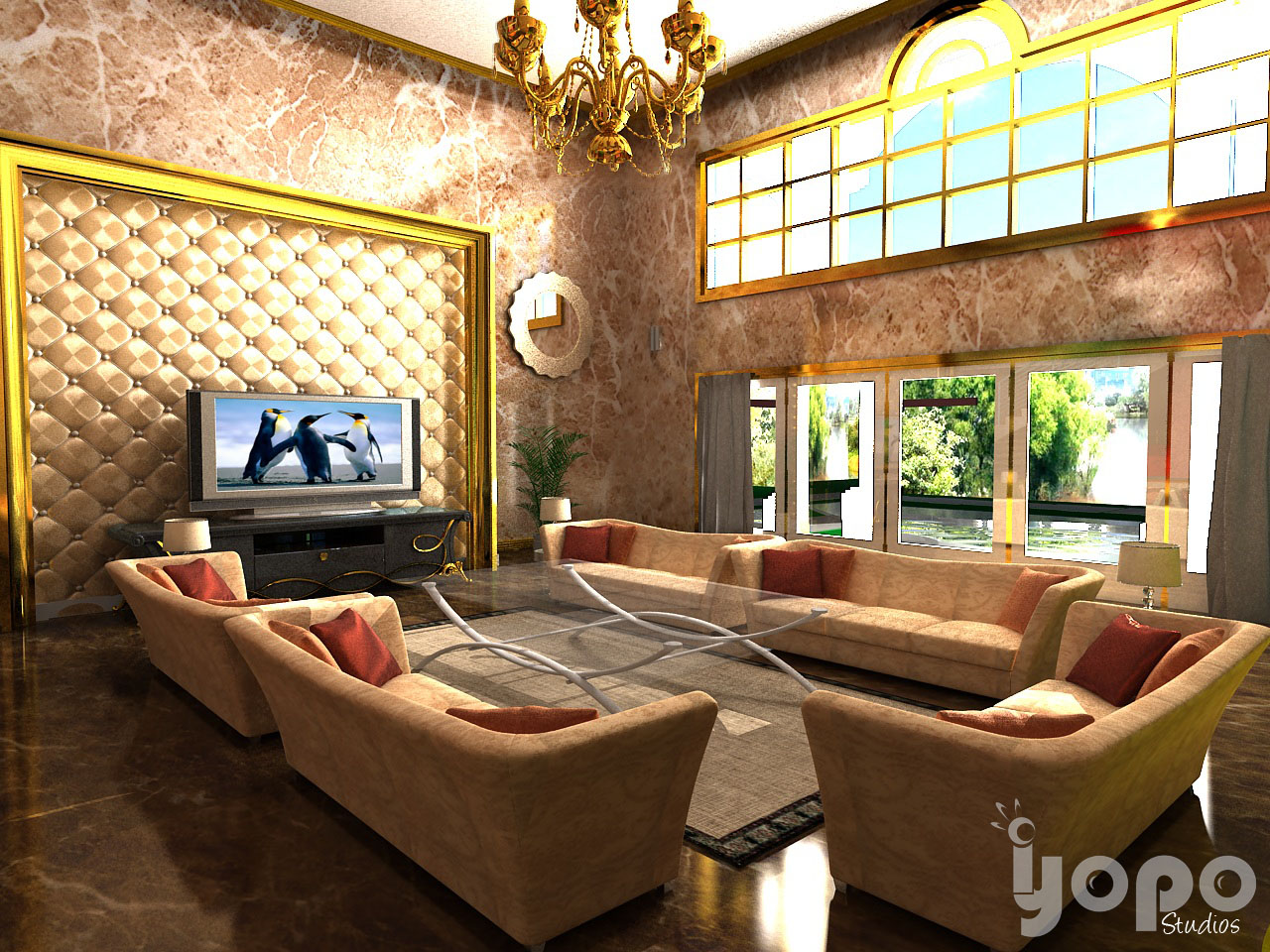 Yopostudios bantama hene interiors for Interior decoration ghana