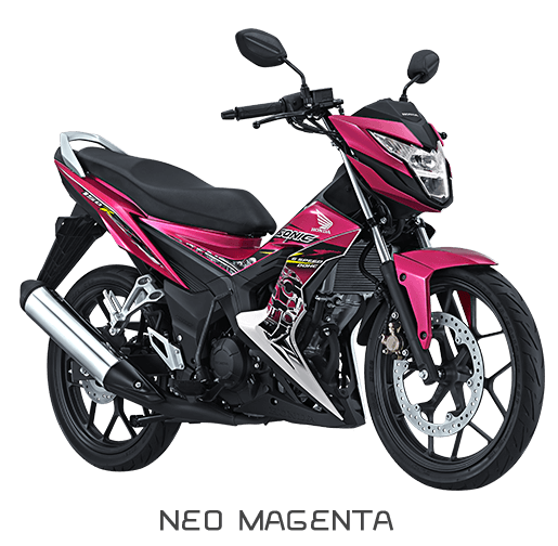 FOTO GAMBAR MODIFIKASI HONDA NEW SONIC 150R