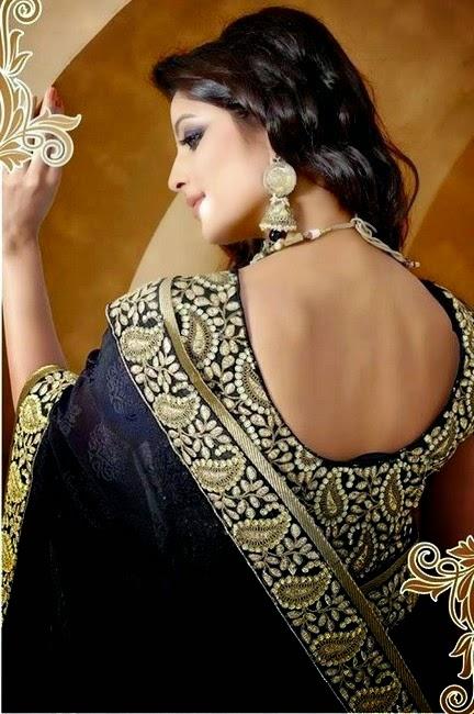 Smart Saree Fashion for Smart Girls