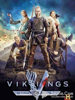 Phim Huyền Thoại Vikings 3