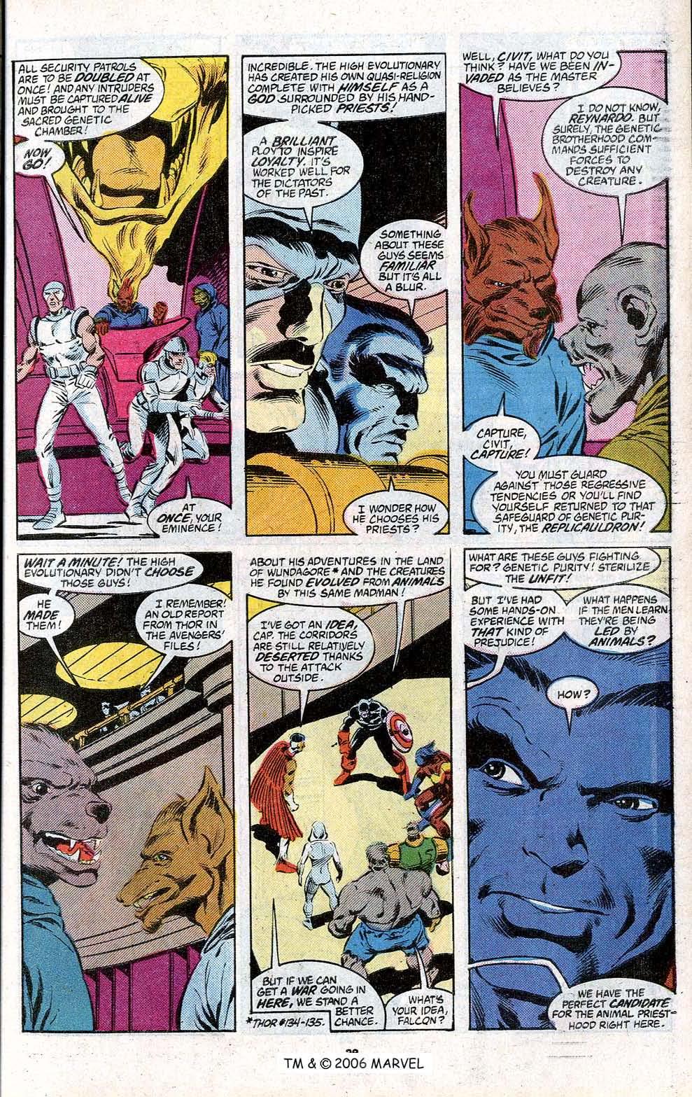 Captain America (1968) Issue #348c #280 - English 31