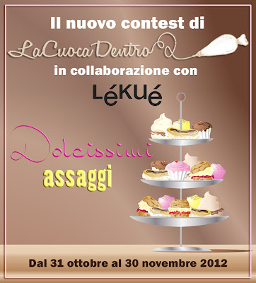 Contest Dolcissimi assaggi