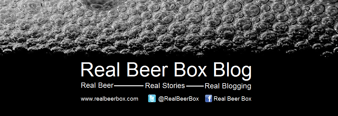 Real Beer Box Blog