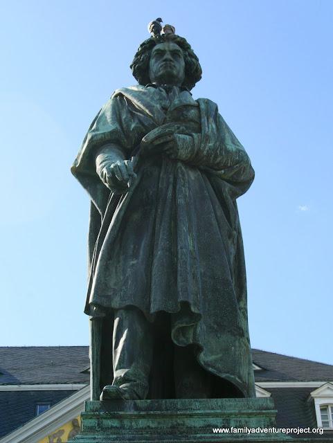 Beethoven monument Bonn
