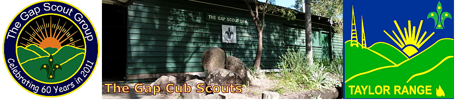 The Gap Cub Scouts
