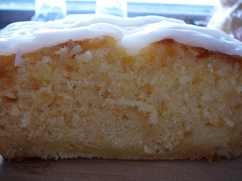 dessert gâteau facile rapide cake au citron