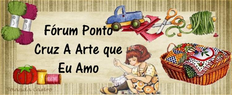 Forum Ponto Cruz A Arte que Eu Amo
