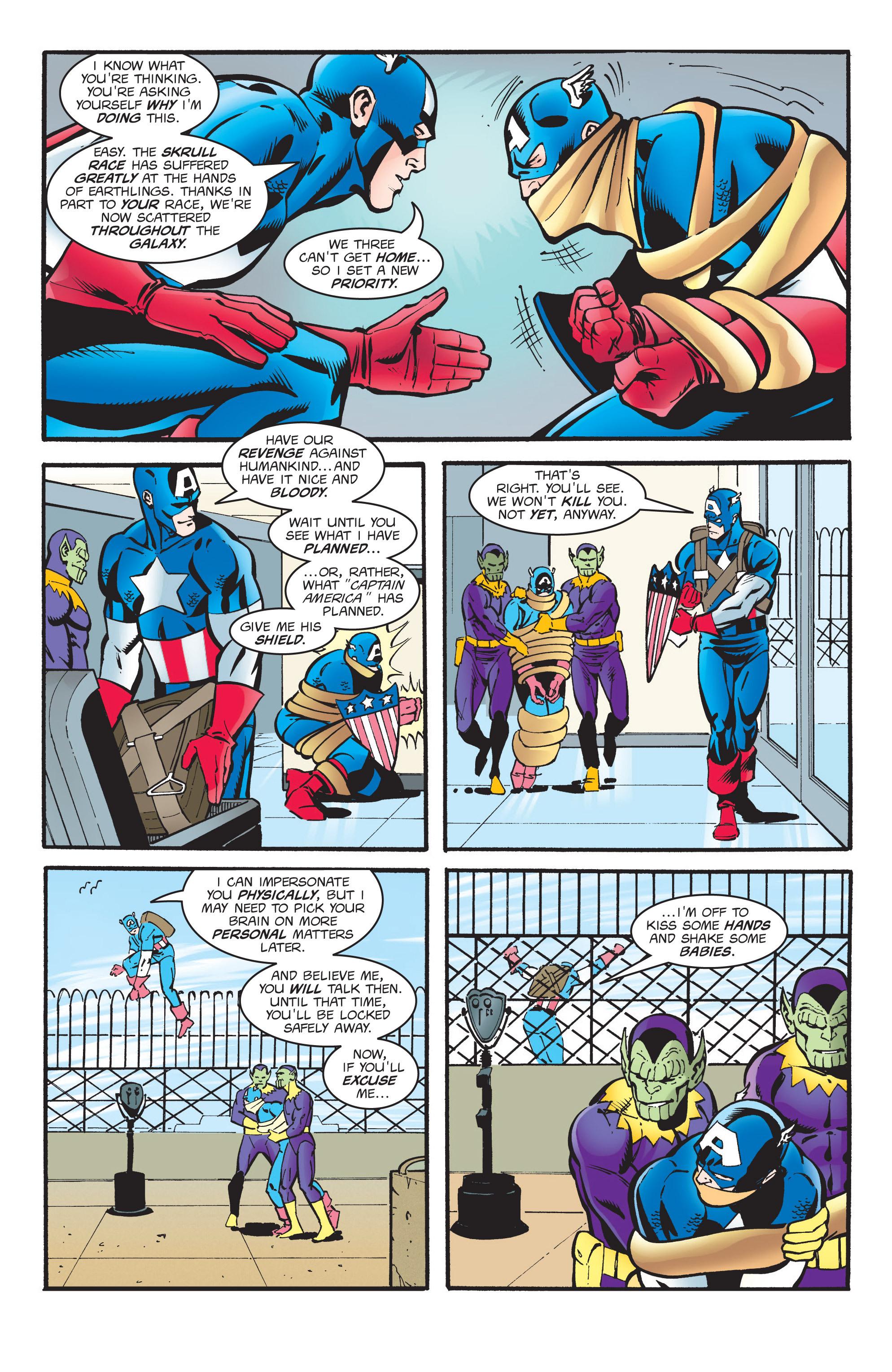 Captain America (1998) Issue #5 #8 - English 20