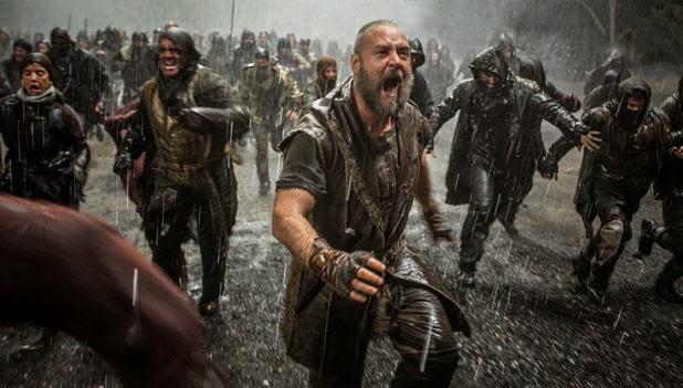 Film Noah Sukses Puncaki Box Office Amerika