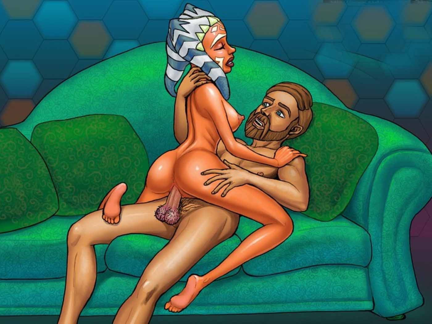 Starwars cartoon sex sex comics