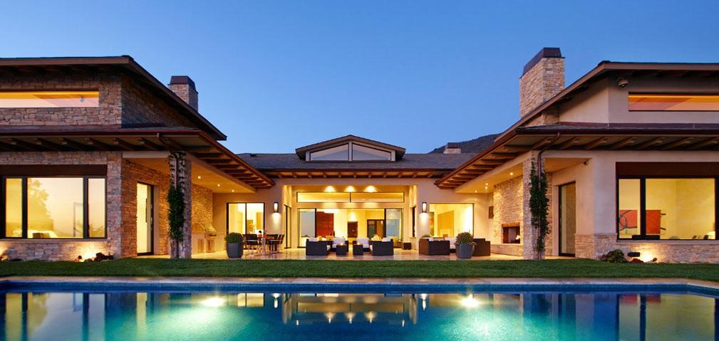 Ver fotos de casas bonitas escoja y vote por sus fotos de - Casas de lujo modernas ...