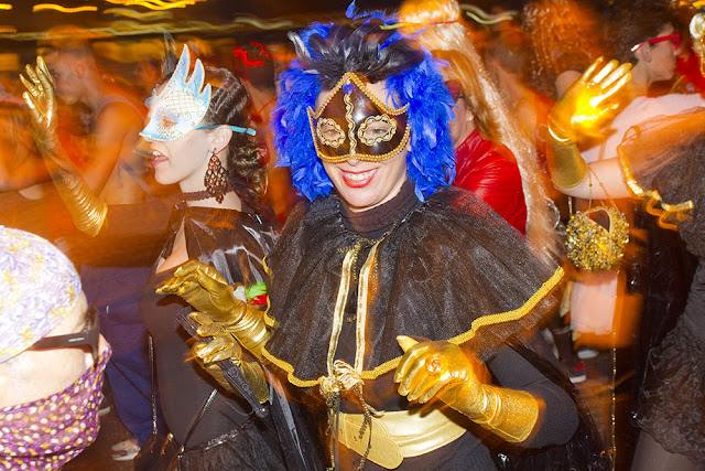 The Las Palmas carnival 2013 in Gran Canaria