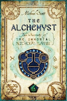bookcover of THE ALCHEMYST (SECRETS OF THE IMMORTAL NICHOLAS FLAMEL #1) by Michael Scott