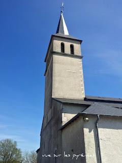 l'église saint julien de Serres-Castet
