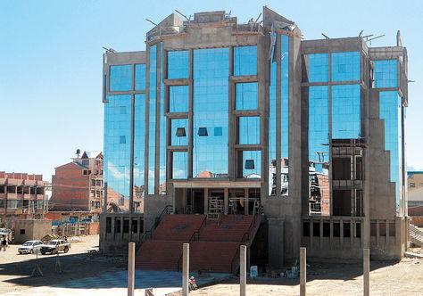 Ciudad de El Alto - Bolivia