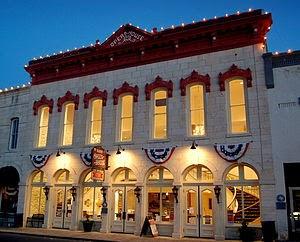 Paranormal Road Trip: Destination Fairy, Texas Granbury Opera House