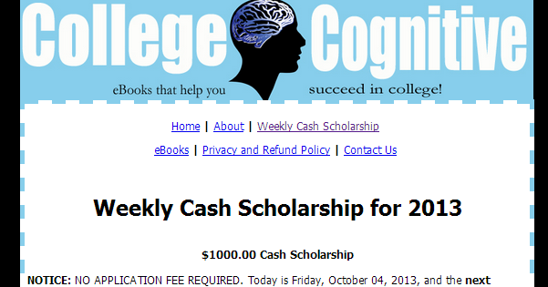 scholarships with no essay required