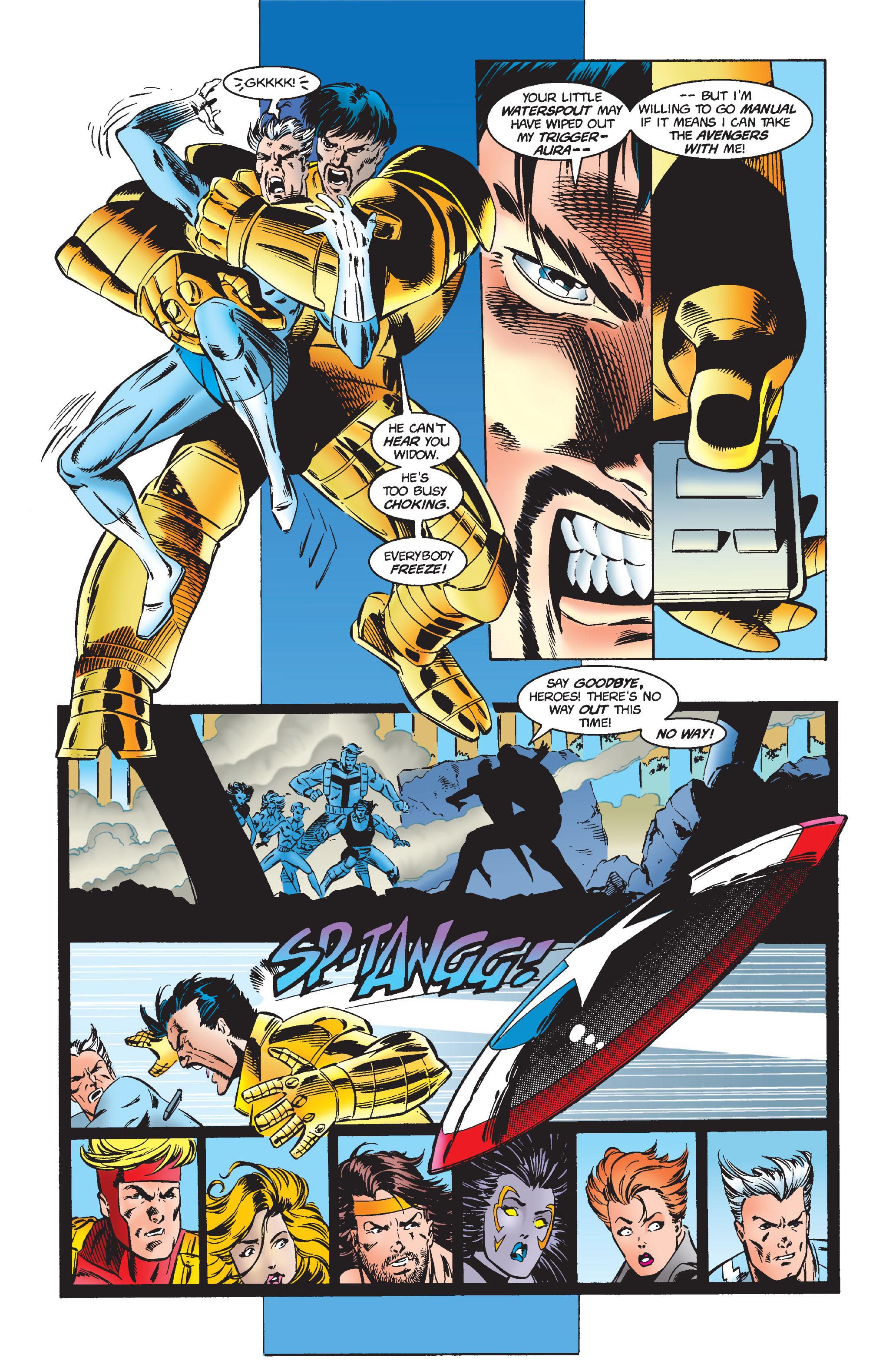 Captain America (1968) Issue #444 #398 - English 18