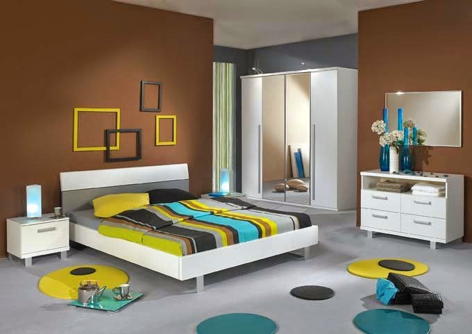 Chambre adulte moderne design design chambre adulte for Exemple chambre adulte