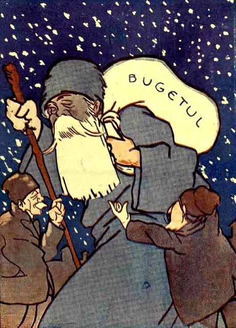 Caricatura politica Furnica
