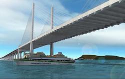 jambatan terpanjang di dunia