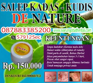 Obat Kadas Kurap Herbal - Warung Obat Herbal