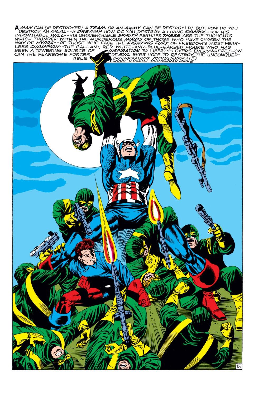 Captain America (1968) Issue #113 #27 - English 16