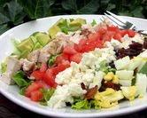 Homemade Cobb Salad (A Veggie Venture)