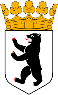 Ours de sable  Coat_of_arms_of_Berlin_1954