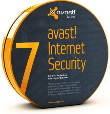Avast! Internet Security v7.0.1473 Final