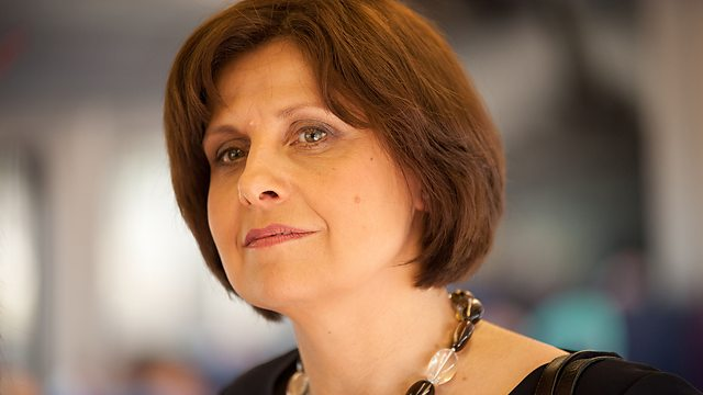 Doctor Who - Season 9 - Rebecca Front to Guest