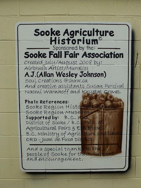 Sooke Agriculture Historium
