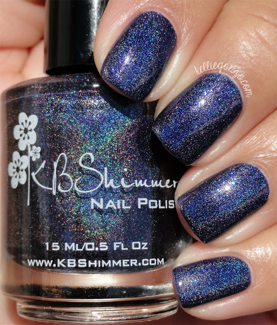 KBShimmer Claws And Effect