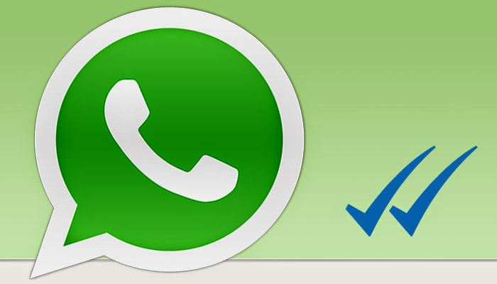 Whatsapp Double Blue Checkmarks