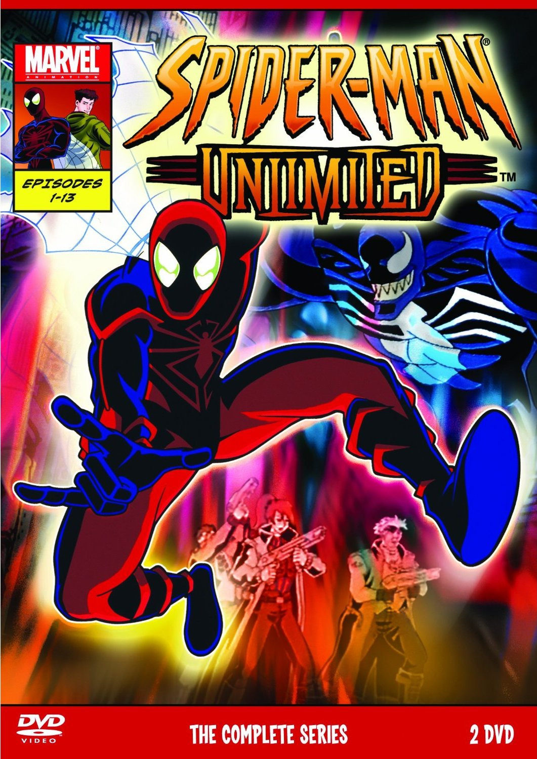 Titulo: Spider-Man Unlimited