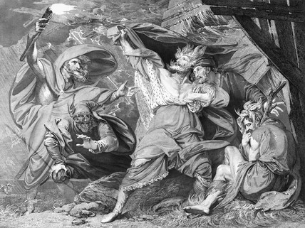 an analysis of great parallelism in king lear by william shakespeare King lear by william shakespeare home / literature / king lear analysis literary devices in king lear king lear is a tragedy.