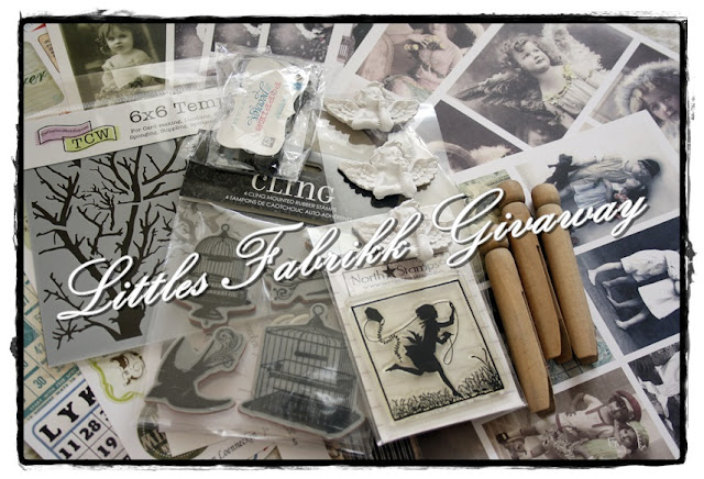 Littles Fabrikk Giveaway till May 17th