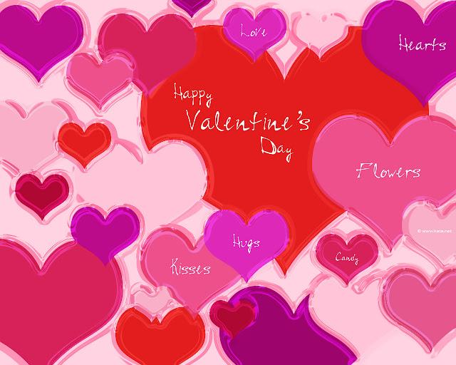 SUSTER CEWEK: Gambar Kartu Ucapan Hari Valentine Romantis ...
