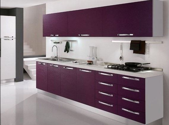 violet cuisine. Black Bedroom Furniture Sets. Home Design Ideas