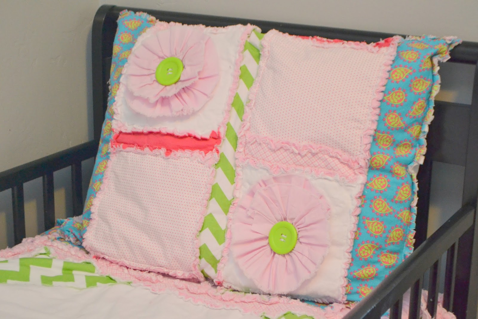 Rag Quilt Pillow Sham Sewing Pattern | A Vision to Remember All ...